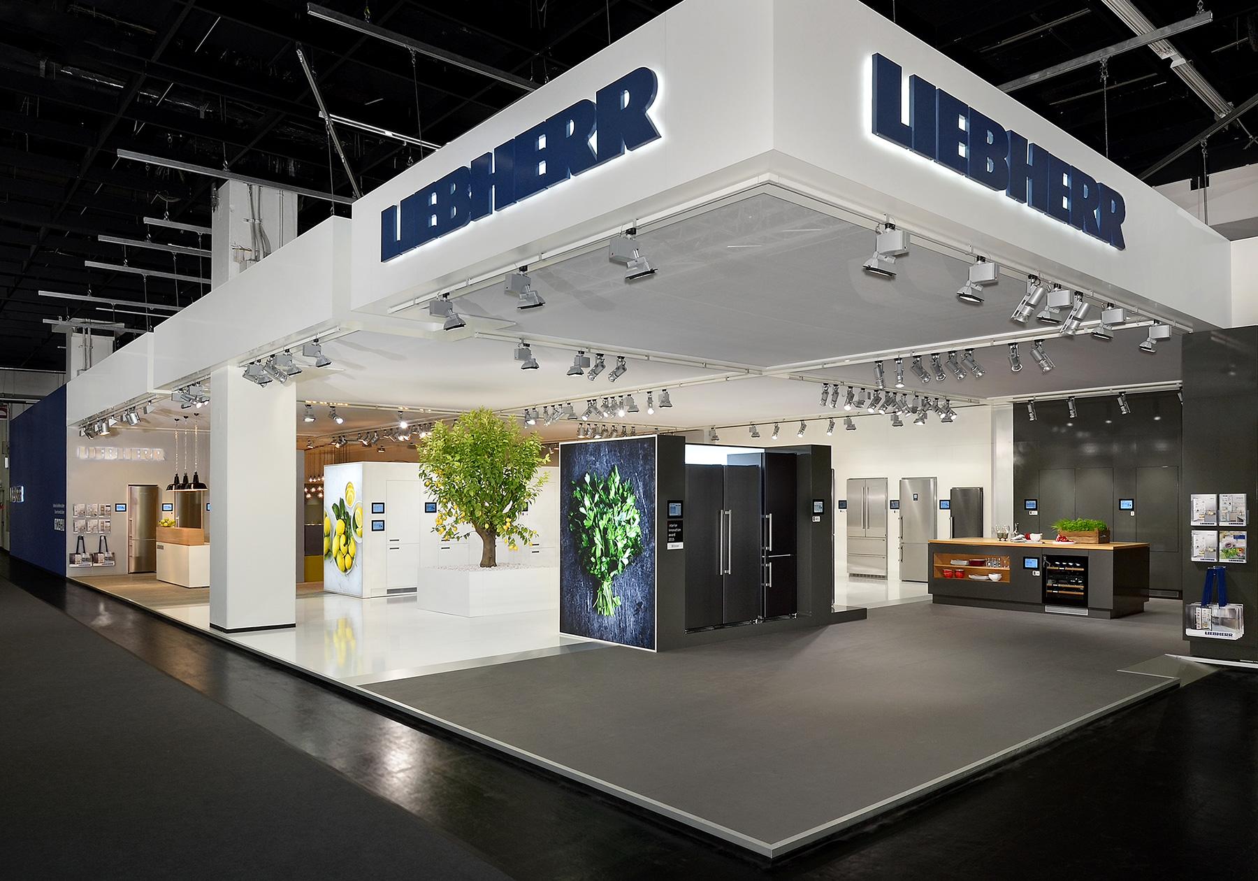 liebherr auf der living kitchen imm cologne newsroom. Black Bedroom Furniture Sets. Home Design Ideas