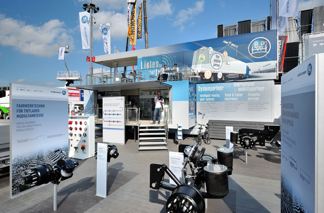 bauma 2016 – a great success for all involved